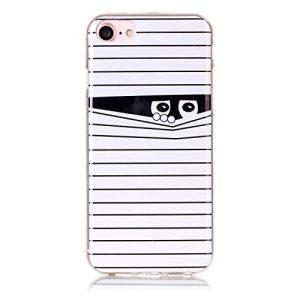 inShang-iPhone-7-47-Funda-y-Carcasa-para-iPhone-7-47-inch-case-iPhone7-47-inch-mvilUltra-delgado-y-ligero-Material-de-TPUcarcasa-posterior-Back-case-con-0