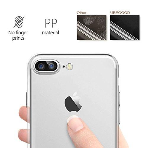 0b94215e711 Funda iPhone 7 Plus, Ubegood iPhone 7 Plus Funda Carcasa Case Bumper ...